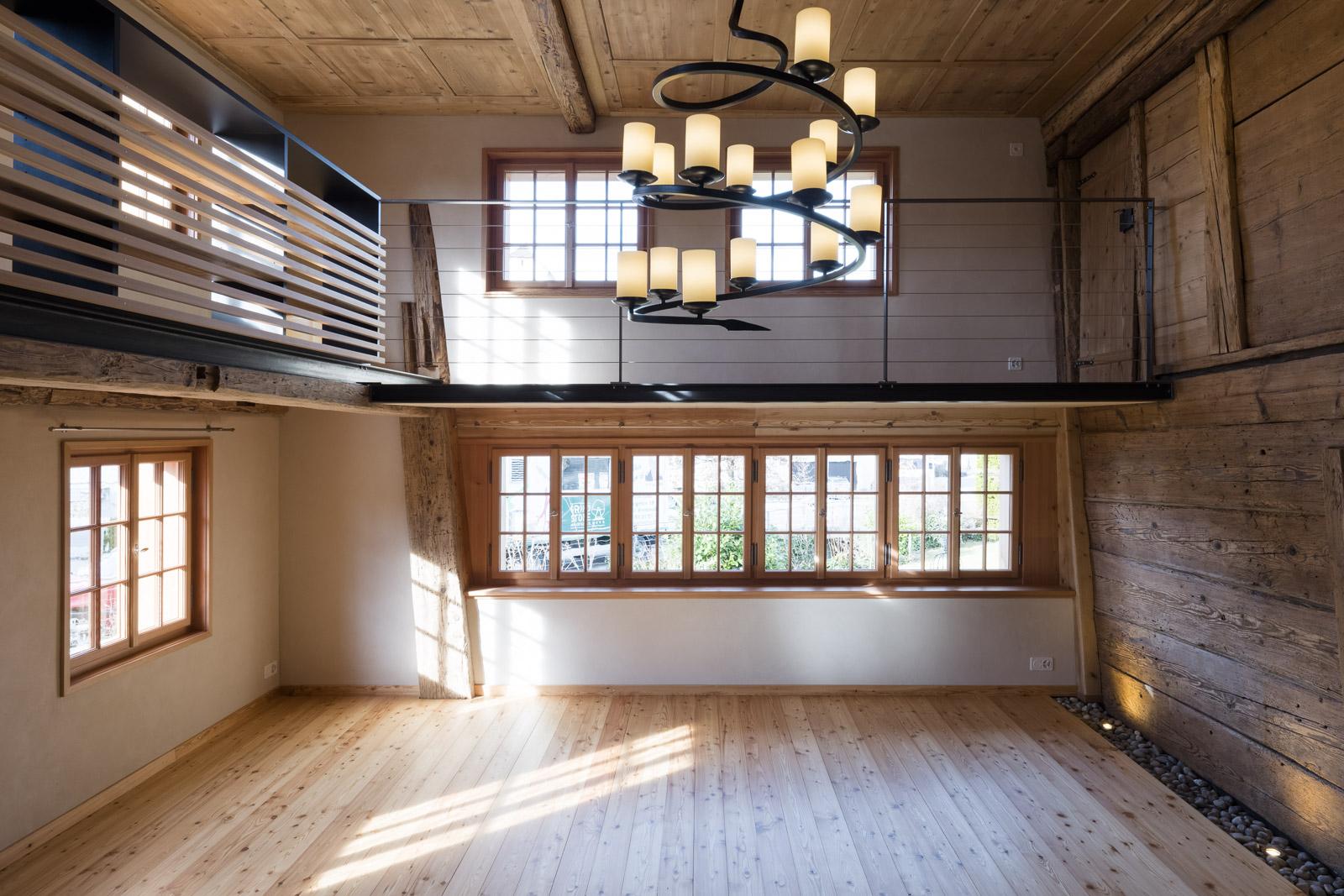 Komplett renoviertes bauernhaus in waldkirch sg f r architekt philipp hostettler 2017 - Architekt bauernhaus ...